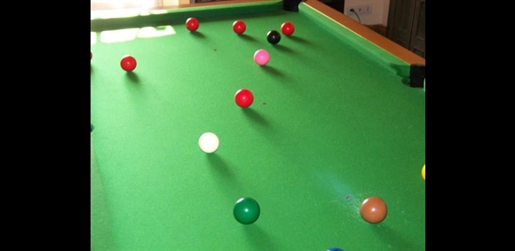 snooker en billard
