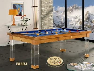 billard de salon modèle Everest