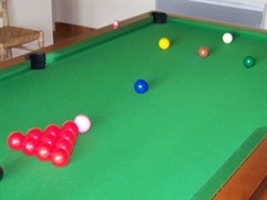 billard en snooker