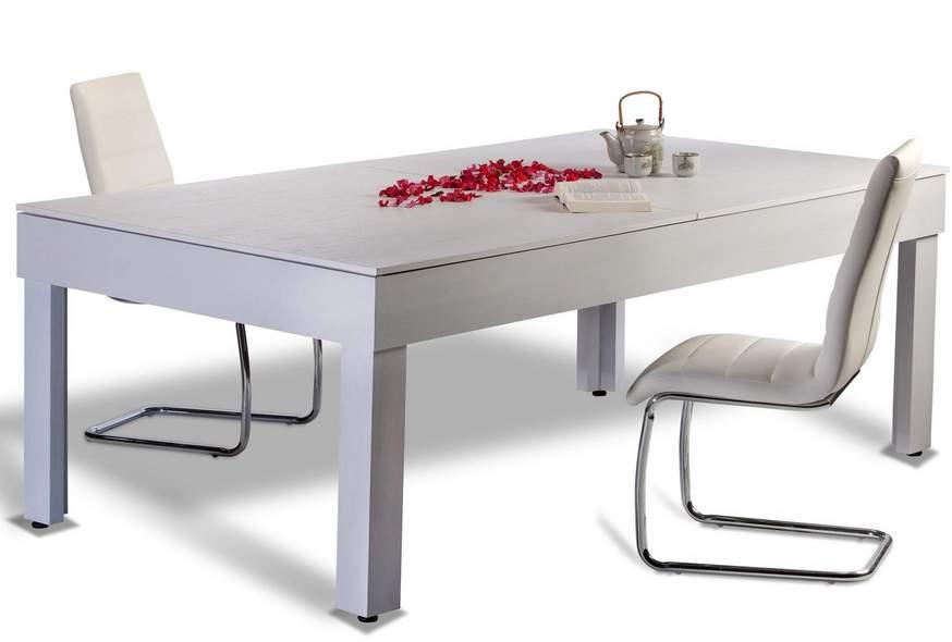 Le billard am ricain tahiti - Table salon convertible ...