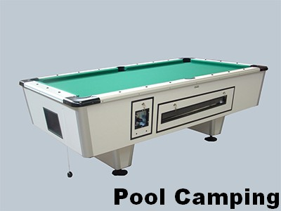 billard camping outdoor