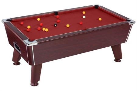 table de billard modèle omega