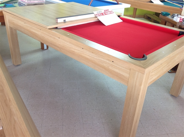 Un billard table en promotion - Billard blacklight prix ...