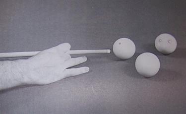 La technique du rétro amorti au billard